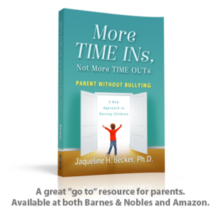 More Time Ins by Jaqueline H. Becker, Ph.D.